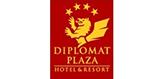 Лого на Хотел Дипломат Плаза - Дограма Луковит
