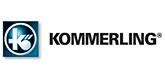 Лого на Kommerling - Дограма Плевен