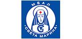Лого на МБАЛ Света Марина - Дограма Плевен